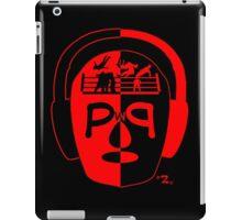 Lucha On The Brain Wolfpac Edition iPad Case/Skin