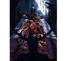 The Dark Banquet Photographic Print