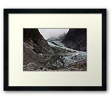 Franz Joseph glacier #1 Framed Print