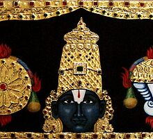Lord Balaji  by ramya kapula