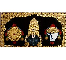 Lord Balaji  Photographic Print