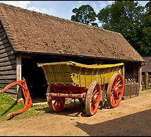 Farm Waggon by ten2eight