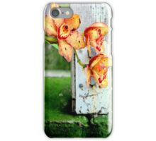Elemental Exposure iPhone Case/Skin