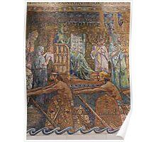 Wade Chapel mosaic {Wilson & Tiffany} Poster