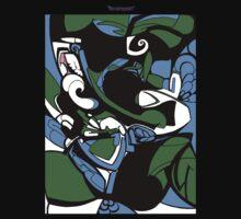Grandfather Storm T-Shirt by ecoartopia