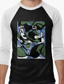Grandfather Storm T-Shirt Men's Baseball ¾ T-Shirt