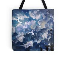 the sky-wanderer. Tote Bag