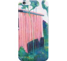 The Past Is Still To Change iPhone Case/Skin