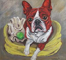 French Bulldog by Carina V. Bareng