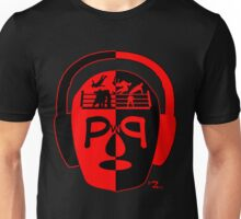 Lucha On The Brain Wolfpac Edition Unisex T-Shirt