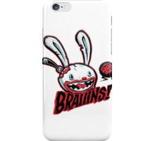 Brains! iPhone Case/Skin