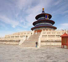 The Temple of Heaven by outwest photography.co.uk