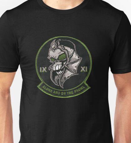 Alone And On The Prowl Unisex T-Shirt