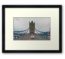 LONDON_View 028 Framed Print