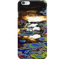 Acid Sky iPhone Case/Skin