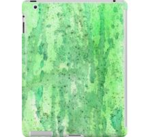 Bayou in Green iPad Case/Skin