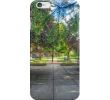 Ping Tom Park Symmetry iPhone Case/Skin