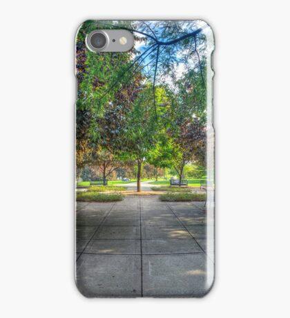 Ping Tom Park Symmetry iPhone Case/Skin