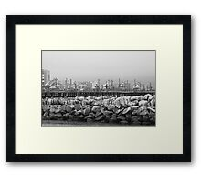 June Gloom Framed Print