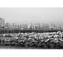 June Gloom Photographic Print