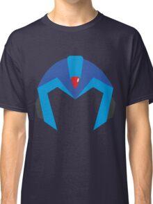 Mega Man X Helmet T Classic T-Shirt