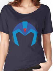 Mega Man X Helmet T Women's Relaxed Fit T-Shirt