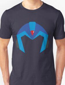 Mega Man X Helmet T Unisex T-Shirt