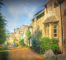 A Stroll Through Oxford - Oxfordshire, England by Mark Richards