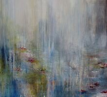 Water Lilies by JessAbbot