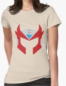 Zero Helmet T Womens Fitted T-Shirt