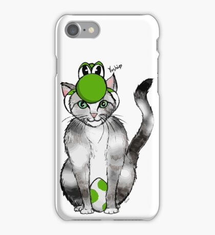 Yoshi is Yoshi iPhone Case/Skin