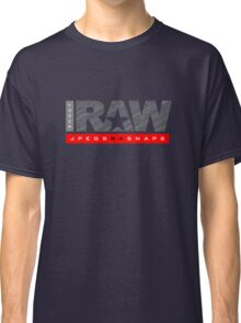 Shoot Raw Classic T-Shirt