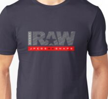 Shoot Raw Unisex T-Shirt