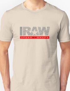 Shoot Raw Unisex T-Shirt