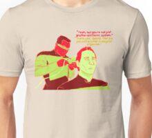 Geordi and Data Unisex T-Shirt
