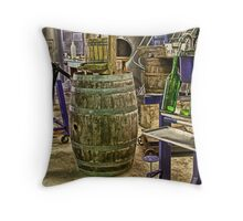 Cheers! Throw Pillow