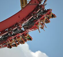 Rollercoaster by Gustavo Bernal