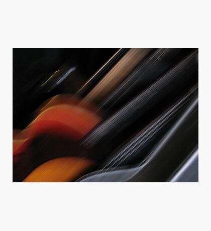 Guitars Photographic Print