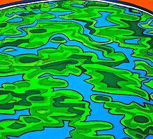 hot tub by richard  webb