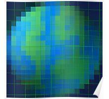 Vaporwave-Vaporplanet Poster