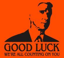 Good Luck Kids Tee