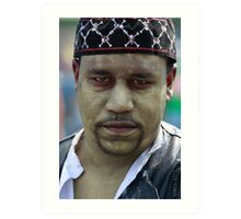 Pirate- Coney Island Mermaid Parade 2011 Art Print