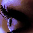 Looking through my eye by Lady  Dezine