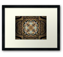 Total Elliptic Of The Splits Framed Print