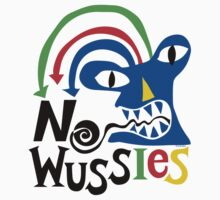 No Wussies by Andi Bird