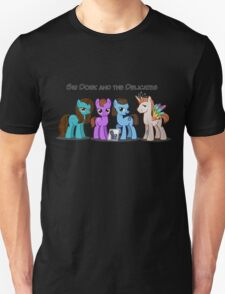 Sir Dork and the Delicates T-Shirt