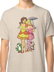 Daisy and Peach Classic T-Shirt