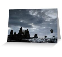 Angkor Wat - Siem Reap  Greeting Card