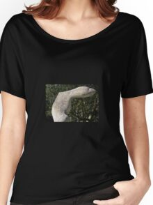STONE CREATURE FROM THE FUTURE. Women's Relaxed Fit T-Shirt