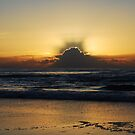 Sunrise - Surfers Paradise by Caixia Lu